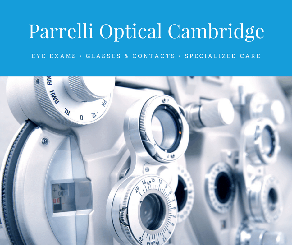 facebook ad campaign for parrelli optical cambridge ma