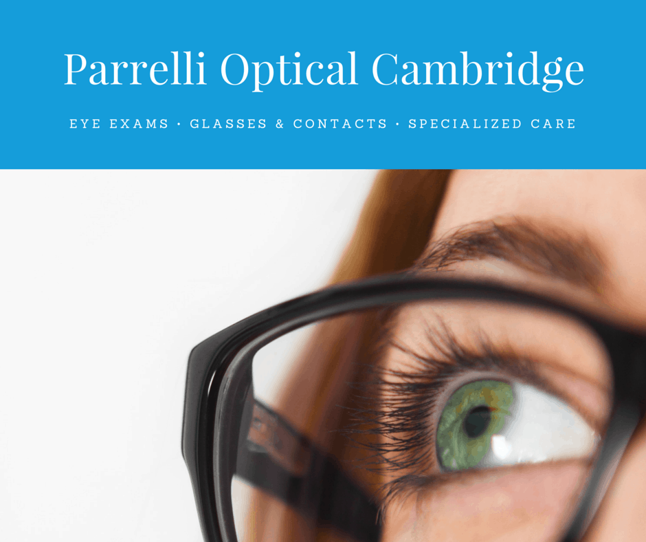 facebook advertising campaign for parrelli optical cambridge