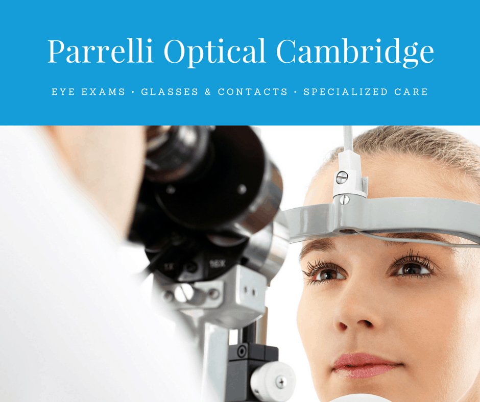 facebook ad lead generation campaign for parrelli optical cambridge
