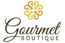 gourmet boutique logo branding ecommerce gift shop